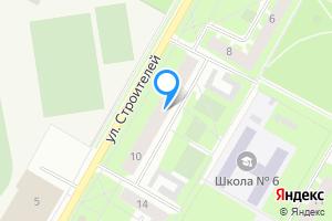 Двухкомнатная квартира в Киришах Киришский р-н, ул. Строителей, 10