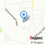 Витебский бройлер-Смоленск на карте Смоленска