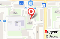 Схема проезда до компании Индустрия здоровья в Смоленске