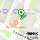 Местоположение компании МЕТАЛЛСЕРВИС-Брянск