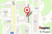 Схема проезда до компании Ассоциация интеллектуальных ресурсов в Смоленске