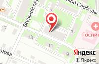 Схема проезда до компании Смоленский дачник в Смоленске