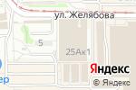 Схема проезда до компании Skrepka67.ru в Смоленске