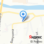 Усадьба на карте Смоленска
