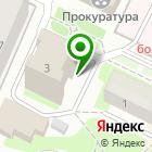 Местоположение компании Архитектурная мастерская, АНО