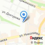 Уполномоченный по правам человека в Смоленской области на карте Смоленска