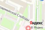 Схема проезда до компании Управление ФСБ России по Смоленской области в Смоленске