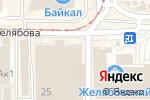 Схема проезда до компании Вектор в Смоленске