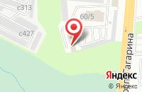 Схема проезда до компании Капитал в Смоленске
