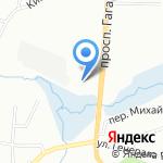 Retrofit studio на карте Смоленска