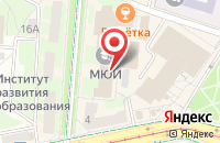 Схема проезда до компании Центр Правовой Защиты Граждан и Малого Предпринимательства - Содействие в Смоленске