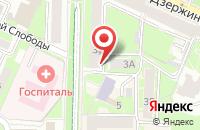 Схема проезда до компании Детская стоматологическая поликлиника в Смоленске