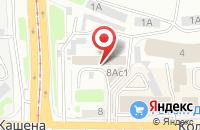 Схема проезда до компании Городское Объединение Помощи Ветеранам Локальных Войн «Ветеран» в Смоленске