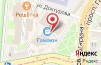 Схема проезда до компании Леспромхоз Смоленский в Смоленске