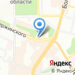 Веста-тур на карте Смоленска