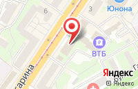 Схема проезда до компании Пронто - Смоленск в Смоленске