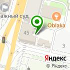 Местоположение компании ИТ-ДРАЙВЕР