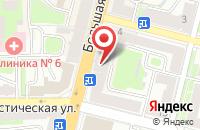 Схема проезда до компании Экопродукт64 в Усть-Курдюме