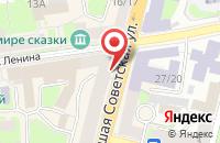 Схема проезда до компании Мировые судьи Промышленного района в Смоленске