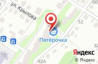 Схема проезда до компании Мс - Групп в Смоленске