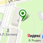 Местоположение компании СПОРТЛОТО