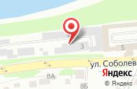 Схема проезда до компании Доминат в Смоленске