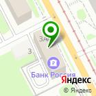 Местоположение компании КОНТИНЕНТАЛЬ