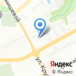 Смоленский центр по гидрометеорологии и мониторингу окружающей среды на карте Смоленска