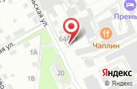 Схема проезда до компании Инженерно-Техническая Фирма Энергосервис в Смоленске