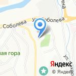 Смоленская Православная Духовная Семинария Русской Православной Церкви на карте Смоленска