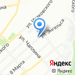 МКС АВТО на карте Смоленска