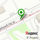 """Местоположение компании &quotДинамика Смоленск"""""""
