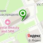 Местоположение компании Смоленсккоммунпроект