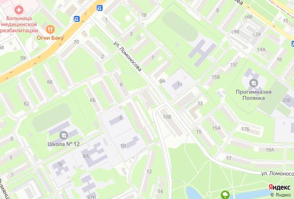 купить квартиру в ЖК Дом на Ломоносова