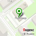 Местоположение компании KovryShop.ru