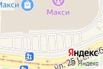 Схема проезда до компании Moda в Смоленске