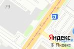 Схема проезда до компании ПриборМонтажСервис в Смоленске