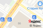 Схема проезда до компании Магия огня в Смоленске