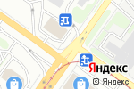 Схема проезда до компании Аква Сервис в Смоленске
