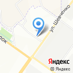 Смоленский машиностроительный колледж на карте Смоленска