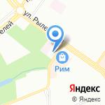 Отдел военного комиссариата Смоленской области по г. Смоленск на карте Смоленска
