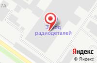Схема проезда до компании Мастер престижа в Смоленске