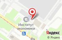Схема проезда до компании Торгмаш в Смоленске