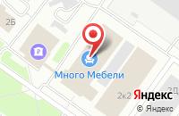 Схема проезда до компании Кир Пресс в Смоленске