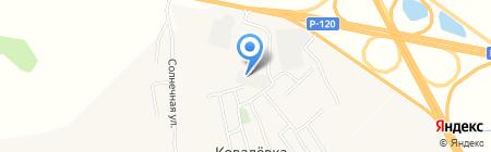 Мясоперерабатывающая компания на карте Богородицкого