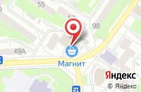 Схема проезда до компании Мм Компани в Смоленске