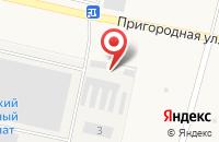 Схема проезда до компании Smolbrus в Богородицком