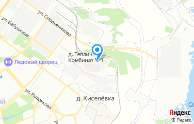 Местоположение на карте пункта техосмотра по адресу Смоленская обл, Смоленский р-н, д Киселевка, д 700М