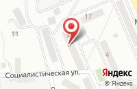 Схема проезда до компании Новый День в Смоленске