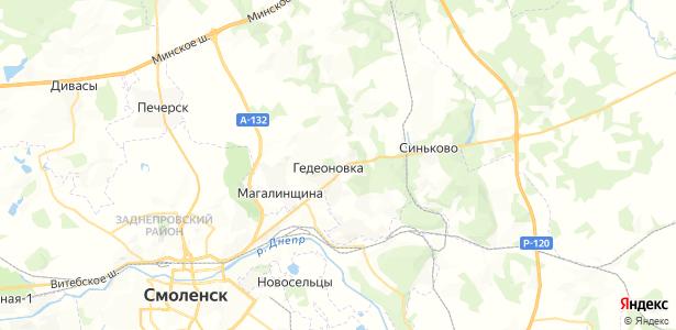 Плембаза на карте